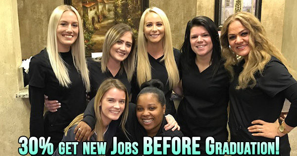 Dental Assistant School Graduates