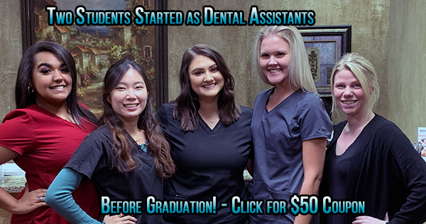 dental assistant graduation