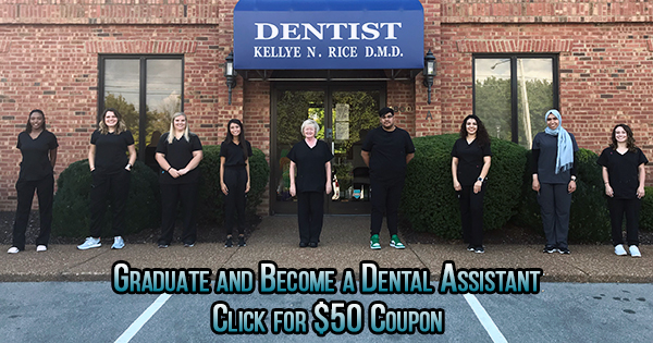 Dental Assistant Graduates