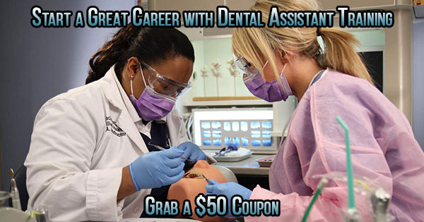 dental assisting training
