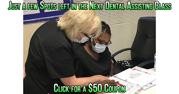 training dental assistants